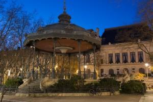 Saint-Étienne - Kiosque à musique