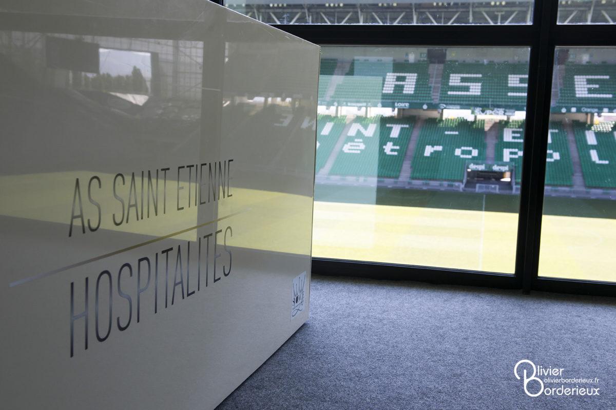 Stade Geoffroy Guichard - Loges