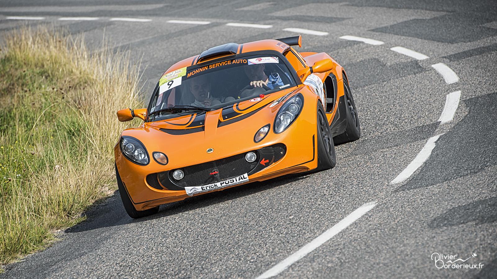 Rallye des Noix – Lotus Elise