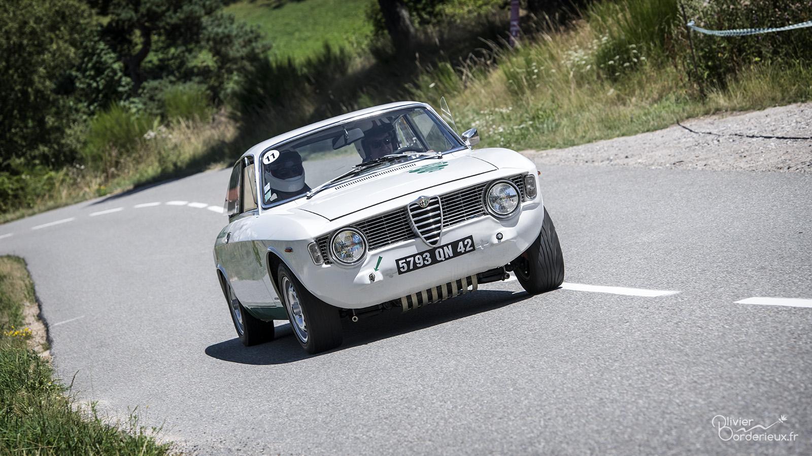 11 – Bernard COLOMB – Alfa Romeo Giulia Sprint GT