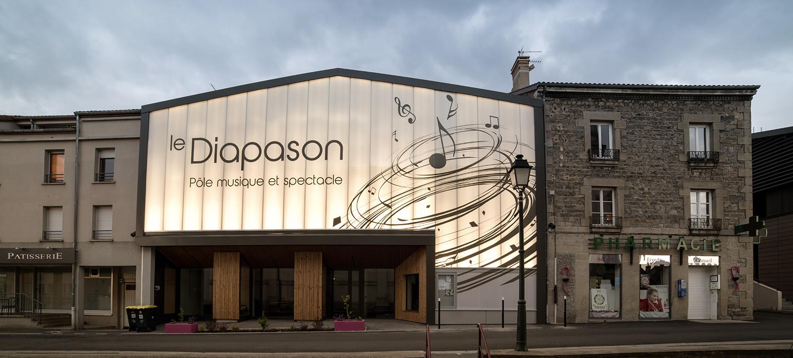 Espace Musical de Saint-Héand