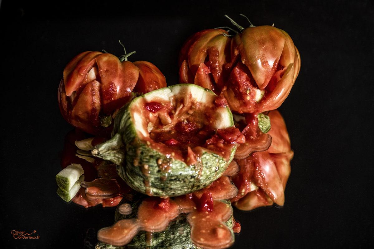 Les tomates tueuses !