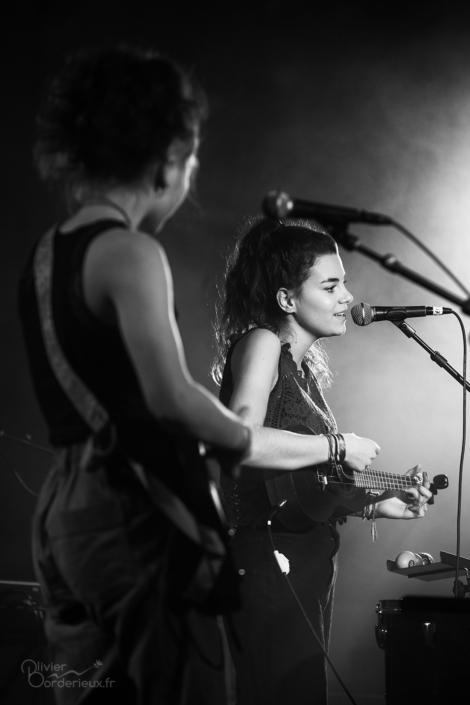 Z'elles - Concert Rock à Saint-Héand