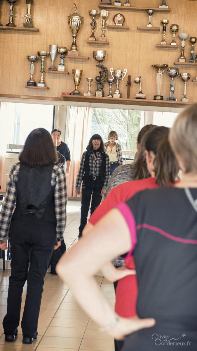 ASPTT Villars - Le sport donne des elles - Danse Country & Line