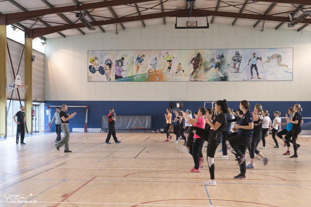 ASPTT Villars - Le sport donne des elles - Self défense