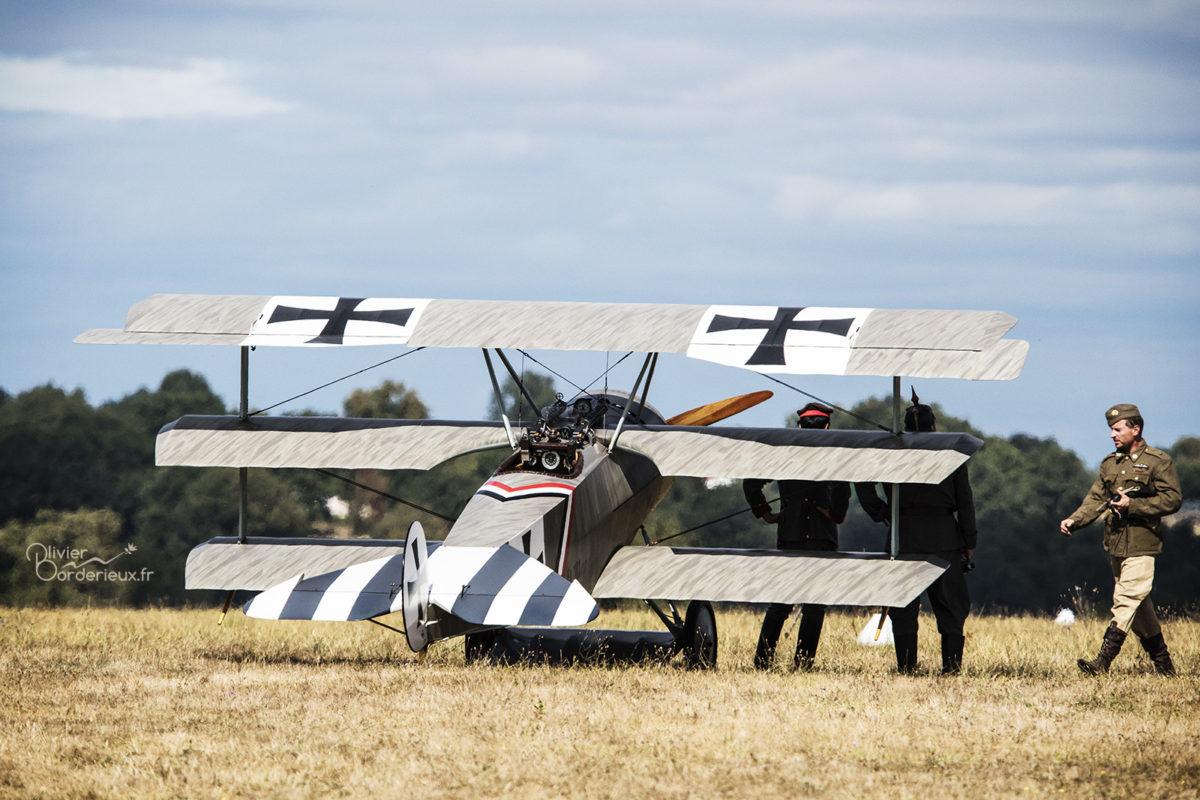 Fokker triplan